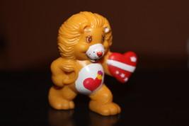 Vintage Kenner Care Bears Brave Heart Lion Mini Figure 1984 - $27.00