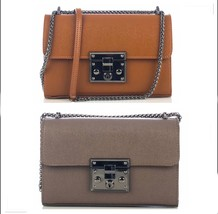 New Made in Italy Saffiano Leather Crossbody Shoulder Bag - $99.95