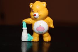 Vintage Kenner Care Bears Birthday Bear with Milk Mini Figure 1984 - $27.00