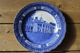 Antique Royal Doulton Washington Mansion Wall Plate 1901-1922 - $14.08