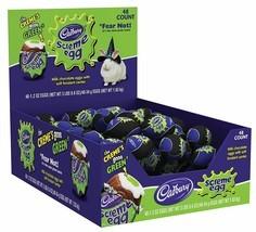 CADBURY Chocolate Candy Screme Egg Halloween Edition (Pack of 48) - $27.15