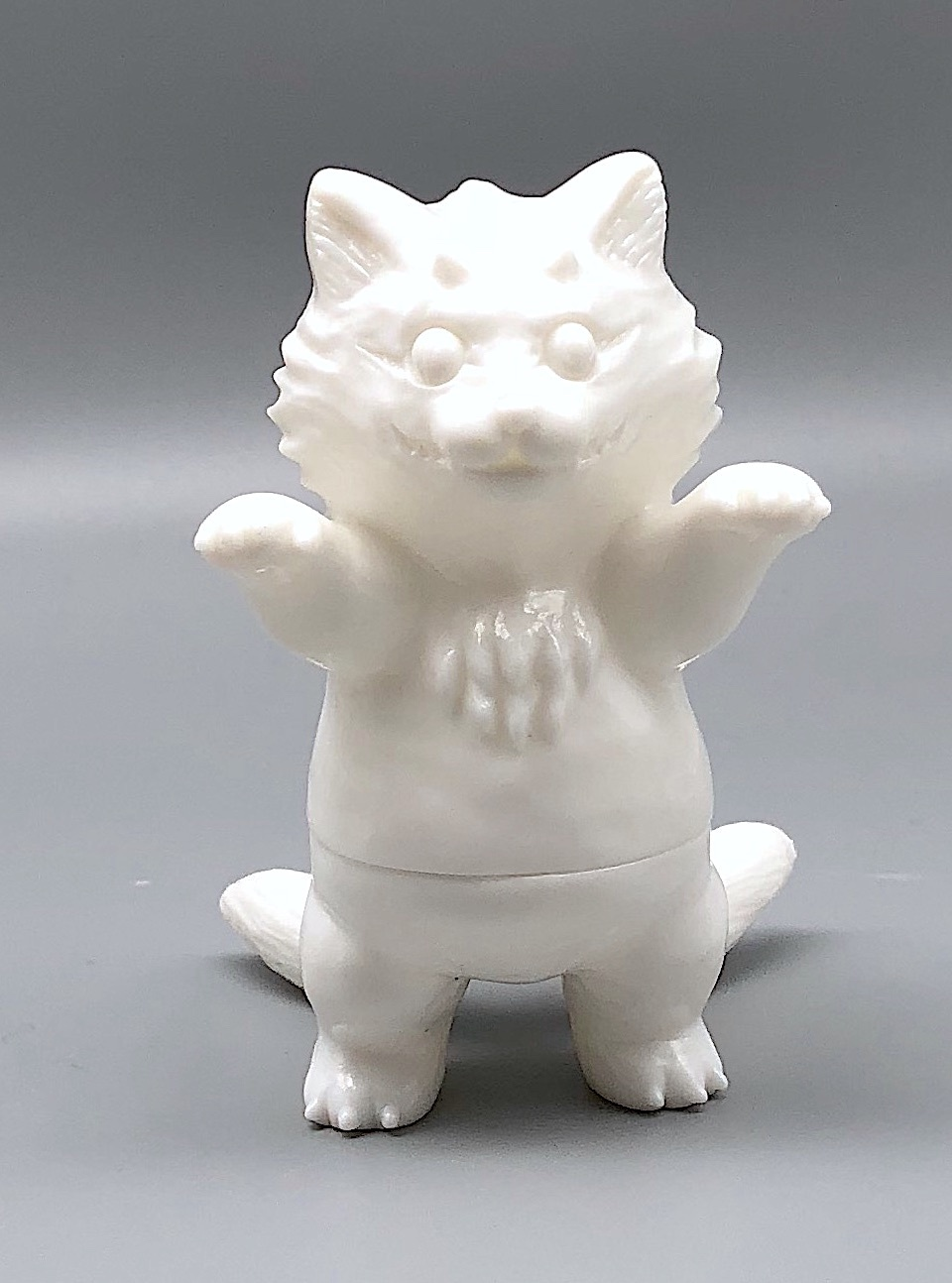 T9G Aoba Cat White Unpainted