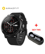Global Huami AMAZFIT Stratos GPS 5ATM Waterproof Smart Sports Watch - $253.43