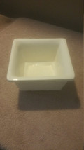 Vintage Haeger White leaf pottery 604 - $14.95