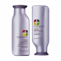 Pureology Hydrate Shampoo Conditioner 8.5 oz Duo - $40.19