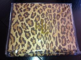 New Ralph Lauren Flat sheet Queen Venetian Leopard 450TC Bohemian Mediev... - $199.99