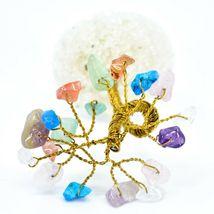 Mixed Polished Gemstone Colorful Variety Miniature Gem Tree Mini Gemtree image 6