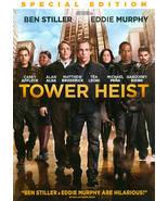 Tower Heist (DVD, 2012) - $7.00