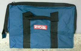 Genuine Ryobi Large Heavy Duty Zip Up Carrying Case / Bag For Power Tools , NEW - $48.99