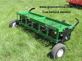 """54"""" Aerator Coring Tow Behind for Home & Estate  - $1,613.00"""