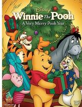 Disney Winnie The Pooh: A Very Merry Pooh Year DVD