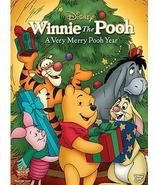 Disney Winnie The Pooh: A Very Merry Pooh Year DVD - $4.95