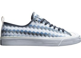 Mens Converse x DOE Jack Purcell Ox Be Formless Navy White Egret 165550C - $69.99