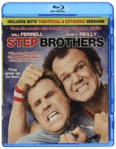 Step Brothers (Blu Ray) (Unrated/Rated)