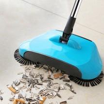 Stainless Steel Sweeping Machine Hand Push Type Broom Dustpan Handle Swe... - $33.99+
