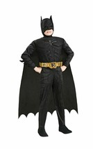 Batman (child) deluxe Costume, Fancy Dress, Medium, US Size, Childrens - $38.90