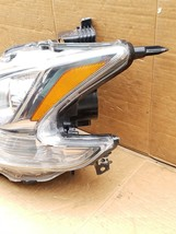 10-14 Nissan Maxima A35 HID Xenon Headlight Driver Left LH POLISHED image 2