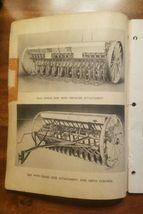 Vintage Case Service Parts Catalog E441  Seedmeter Steel Hopper Plain Drill 1952 image 3