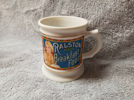 1982 The Corner Store Porcelain Mug Collection RALSTON FOOD Coffee Cup  New - $9.00