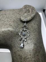 Vintage Austrian Crystal Chadelier Earrings - $99.34