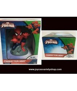 Spiderman Character Light Kid's Portable Light 3 Settings Battery Operated - $9.99