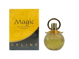 MAGIC By Celine for Women 1.7 oz / 50 ml Eau de Toilette Spray NIB RARE - $31.95
