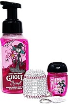 Bath & Body Works Hey Ghoul Friend Hand Soap, PocketBac  Glitter Football Holder - $19.89