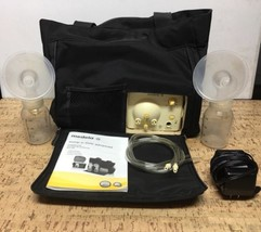 Medela Breast Pump in Style Advanced with On the Go Tote Double Electric... - $47.41