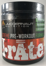Juggernaut Nutrition IRATE Pre-Workout ORIGINAL Formula, 30 Servings - 9... - $39.50