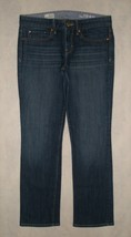 Gap 1969 Real Straight Denim Jeans Size 28/6A - $29.99