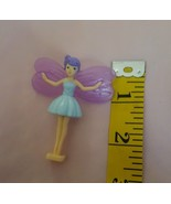Fairy w wings Mcdonalds 2014 toy cake topper • Pre-owned • Nice Conditio... - $13.06