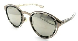 Christian Dior Sunglasses Dior Obscure E26UE 49-21-145 Beige Havana Grey / Grey - $176.40