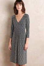 NWT ANTHROPOLOGIE GALENA MIDI DRESS by MAEVE S - $99.99