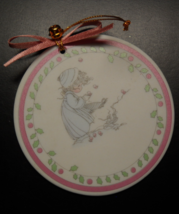 Enesco Precious Moments 1990 His Name Shall Be Called Wonderful Porcelai... - $6.99