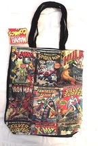 Cool Vintage  MARVEL COMIC Book Cover Superhero Tote Bag— NEW! Collectible - $13.25