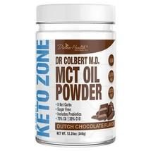 Divine Health Keto Zone MCT Oil Powder, 11.11 oz - $28.62