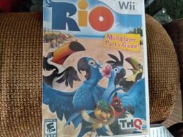 Nintendo Wii Rio image 1