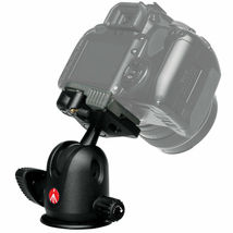Manfrotto 496RC2 Compact Ball Head With Quick Release Plate 200PL-14 image 4