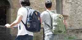 Aviation 88 Designer Multi Pocket Luggage Shoulder Bag Embroidered MA-1 Backpack image 5