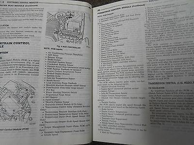 2003 CHRYSLER SEBRING Service Shop Repair Manual Supplement OEM FACTORY BOOK 03