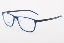 Adidas AF37 106055 Matte Black / Blue Eyeglasses AF37 10 6055 52mm  - $68.11