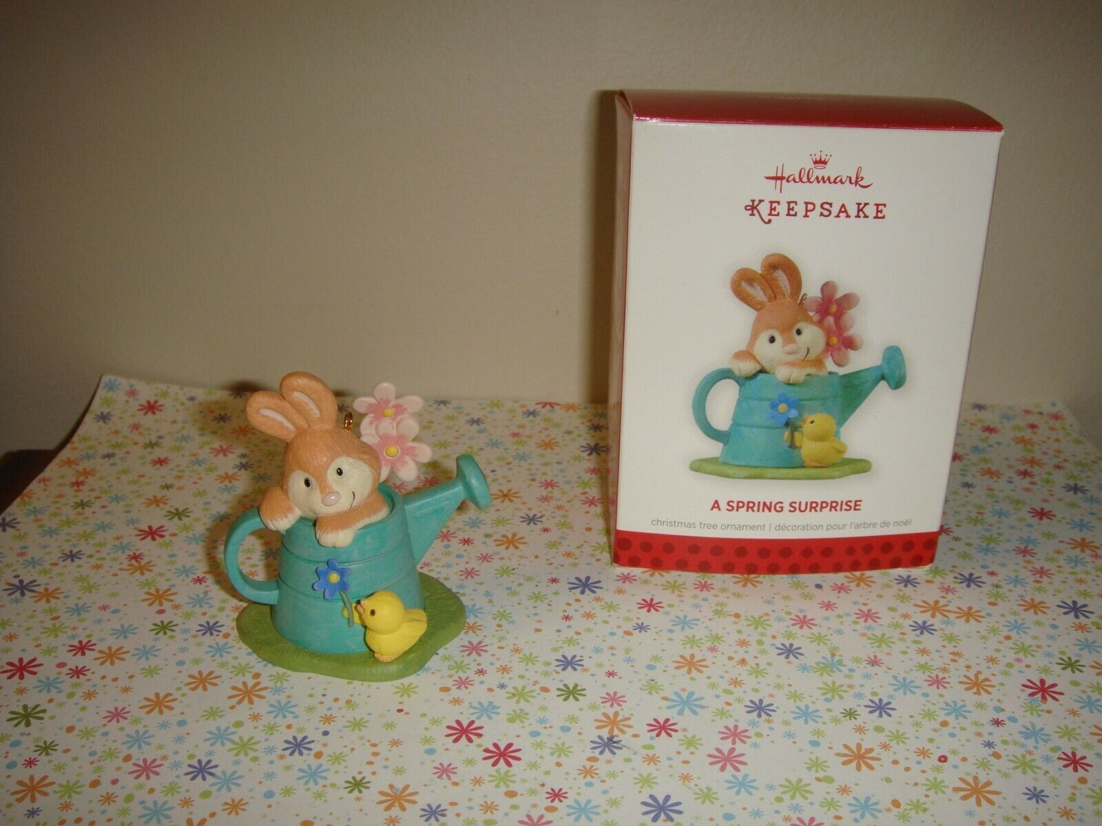 Primary image for Hallmark 2013 A Spring Surprise Ornament