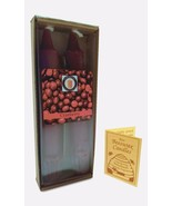 """100% Pure Beeswax 6"""" Cranberry Scented Taper Candle Pair, Tapers - $10.99"""