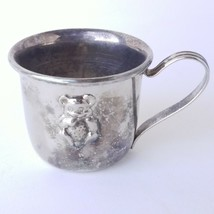 Stainless Bear Cup Mug 2.75-Inch Diameter - $9.21