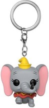 Funko Pop! Keychain: Dumbo - Dumbo Collectible Figure, Multicolor - $12.27