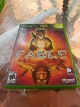 Fable (Microsoft Xbox, 2004) CIB - $6.93