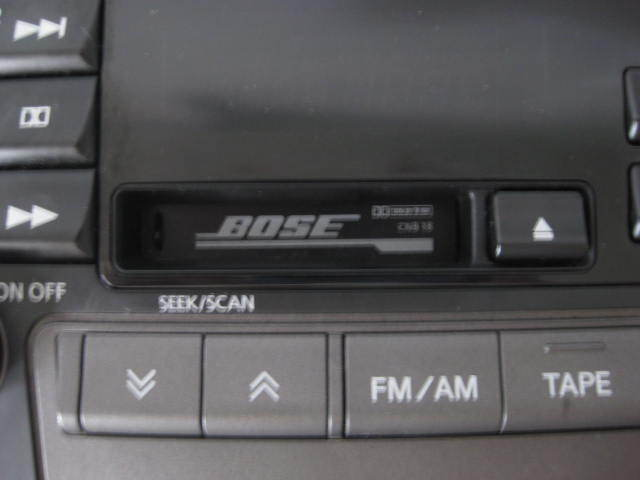 Nissan Maxima GLE 2000 Radio CD Cassette Player Bose with Mounting Bracket OEM