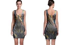 Bodycon Dress Tarot The Ilumanati - $22.99+