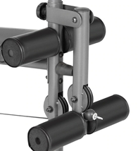 Marcy Pro MWM-988 Gym System 150 lbs Adjustable Weight Stack - Ready to Ship image 11