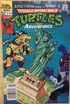 TEENAGE MUTANT NINJA TURTLES ADVENTURES #20 (1991) Archie Comics FINE - $9.89